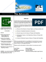 The Advocate Autumn 2015