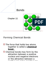 CH 22 Chemical Bonding