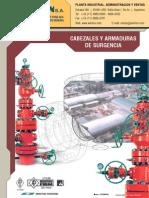 Cabezales y Armaduras WENLWN