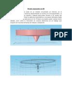 Diseño Espesador en 3D