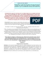 Nueva Ley Del Issste ArtÍculo sÉptimo Transitorio.