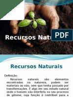 Recursos Naturairs