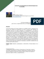 La Evaluación, La Autoevaluación y El Constructivismo en La RDA. Coronel Wilson Camargo 2015