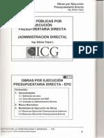 Icg - Adm Directa