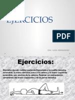 Plan Ejercicios Escoliosis