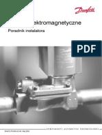 Bobina de Valvula Electrica (Polaco)