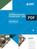 Folleto MAF - EF 2013