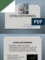 08 Cefalosporinas