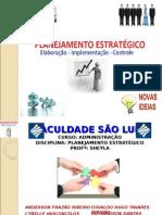 Trabalho de Planejamento Estratégico_slides