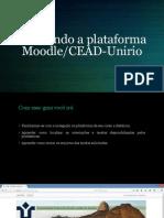 Utilizando a Plataforma Moodle-PDF