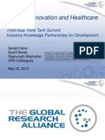 Inclusive Innovation and Healthcare