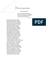Lírica Portuguesa Do XIX Garret e Antero