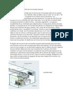 Normatividad NOM y MXN de Microondas Daewoo