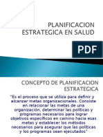 SESION 6 Planeacion Estrategica