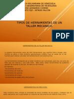 herramientas de un taller mecanico..pptx