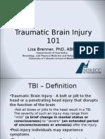 Brenner TBI 101 Handouts