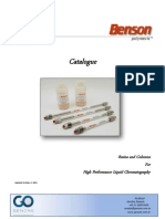 Catalog Benson GenOne