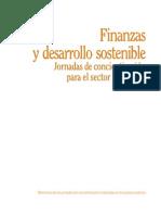Finanzas y Desa Sostenible