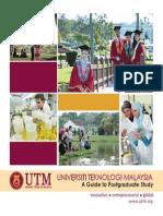Postgraduate Brochure SRAD 2015