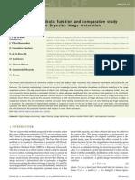 Semi-Huber Quadratic Function and Comparative Study
