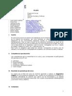 Sílabo Proyección Social 2015-1 (Sábado) SC VF