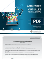 Revista Digital Ambientes Virtuales - Usta