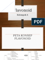 Flavonoid kimia bahan hayati laut