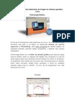 Programas Para Dar Tratamiento de Imagen en Sistema Operativo Linux