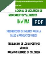 Dispositivos Medicos - INVIMA