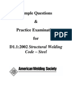 Sampleq Practice Exam d11 2002
