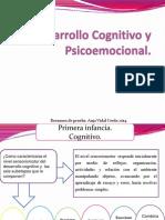 Desarrollo Cognitivo y Psicoemocional
