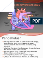 Fisiologi Kardiovaskuler Janin