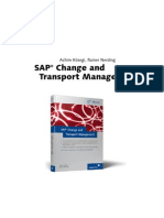 Sappress Sap Change and Transport Management