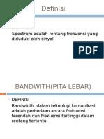 Slide Bandwith