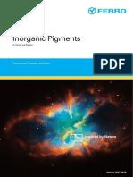 pigmentos inorganicos