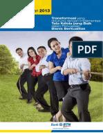BBTN Annual Report 2013