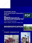 Barbados Bioethanol Presentation