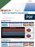 Traffic Balancing Report Template