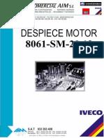 Despiece Motor IVECO