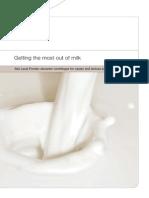 Foodec Application Milk