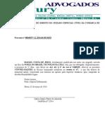 Contra-razões de Danos Morais de Produto Defeituoso Com Alegaçao de Oxidaçao - Roberto