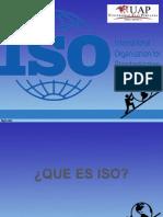 QUE ES ISO
