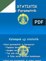 Uji Statistik Non Parametrik