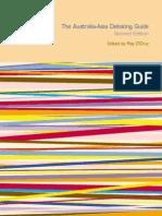 D'Cruz_Full Guide to Australs Debating