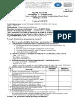 Fisa de Evaluare Nivel 4 2014-2015