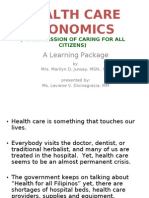 Health Care Economics.ppt