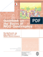 Guidebook on the Basics of NGO Governance