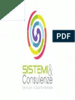 Sistemi & Consulenze Logo Vericale
