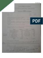 Examen de Fin de Module Comptabilité Analytique 2013/2014