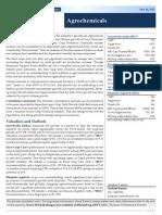 Agrochemical Stocks Karvy